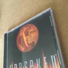 Videojuegos y Consolas: JUEGO PC FORSAKEN CD-ROM. Lote 169335854