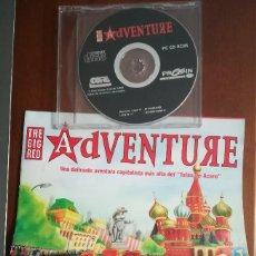 Videojuegos y Consolas: THE BIG RED ADVENTURE VIDEOJUEGO PC 1995. Lote 169605224