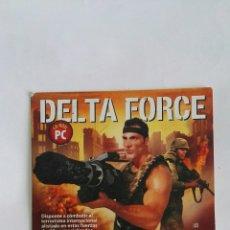 Videojuegos y Consolas: DELTA FORCE PC. Lote 170276804