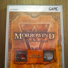 Videojogos e Consolas: MORROWIND. THE ELDER SCROLLS III. PC.. Lote 170497648