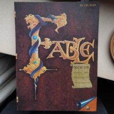 Videojuegos y Consolas: FABLE PC AVENTURA GRAFICA. Lote 170939640