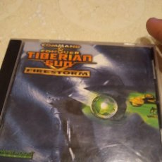 Videojuegos y Consolas: CAJ-101217 PC LOTE DE 3 JUEGOS PC CD ROM GPCHAMPIONSHIP HOT WHEELS TIBERIAN SUN. Lote 171037234