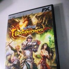 Videojuegos y Consolas: DRAKENSANG - THE DARK EYE - PC DVD JUEGO GAME CON SU MANUAL ENVÍO CERTIFICADO 4,99. Lote 171387762