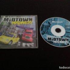 Videojuegos y Consolas: MIDTOWN MADNESS CHICAGO EDITION. JUEGO PC CD. Lote 171752632