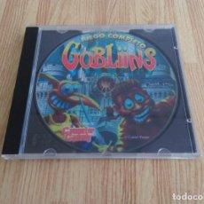 Videojogos e Consolas: GOBLIINS 2. AVENTURA GRÁFICA PARA MS-DOS EN CD. Lote 171755943
