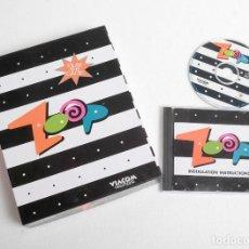 Videojuegos y Consolas: VIDEOJUEGO PARA PC ZOOP. VIACOM, NEW MEDIA. 1995. Lote 171772775