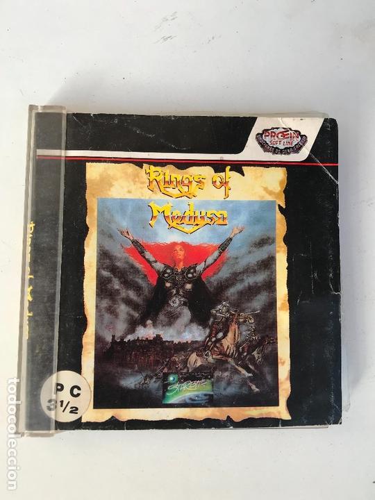 RINGS OF MEDUSA 1990 PARA PC STARBYTE - VERSION ESPAÑOLA (Juguetes - Videojuegos y Consolas - PC)