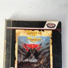 Videojuegos y Consolas: RINGS OF MEDUSA 1990 PARA PC STARBYTE - VERSION ESPAÑOLA. Lote 171827035
