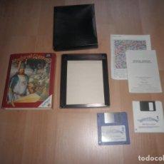 Videojuegos y Consolas: PC 3 1/2 MEDIEVAL WARRIORS COMPLETO. SYSTEM 4. ESTRATEGIA. MUY RARO. Lote 171996210