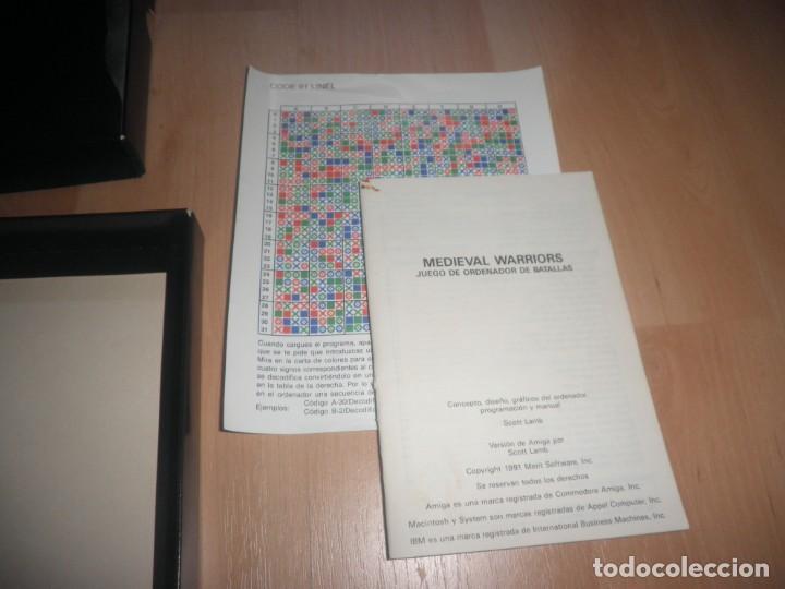 Videojuegos y Consolas: PC 3 1/2 MEDIEVAL WARRIORS COMPLETO. SYSTEM 4. ESTRATEGIA. MUY RARO - Foto 4 - 171996210