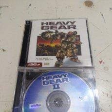 Videojuegos y Consolas: JUEGO PC CD ROM HEAVY GEAR I Y II . Lote 172141924
