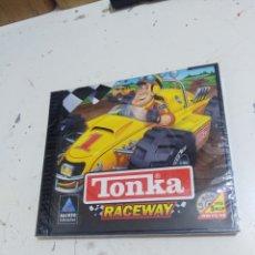 Videojuegos y Consolas: JUEGO PC TONKA RACEWAY SIN ABRIR. Lote 172142244