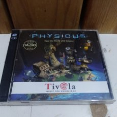 Videojuegos y Consolas: JUEGO PC PHYSICUS . Lote 172143080