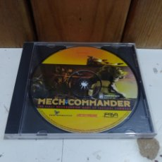 Videojuegos y Consolas: JUEGO PC MECH COMMANDER . Lote 172144858