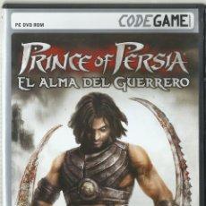 Videojuegos y Consolas: PRINCE OF PERSIA: EL ALMA DEL GUERRERO. Lote 172268687