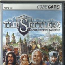 Videojuegos y Consolas: THE SETTLERS: CONSTRUYE TU IMPERIO. Lote 172268894