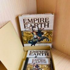 Videojuegos y Consolas: JUEGO EMPIRE EARTH PARA PC COMPLETO. Lote 172652389