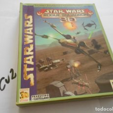 Videojuegos y Consolas: ANTIGUO JUEGO PARA PC - STAR WARS ROGUE SQUADRON 3D. Lote 172913050
