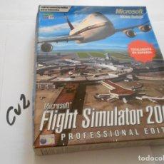 Videojuegos y Consolas: ANTIGUO JUEGO PARA PC - FLIGHT SIMULATOR 2000 Y 2002 EDICION PROFESIONAL. Lote 172913132