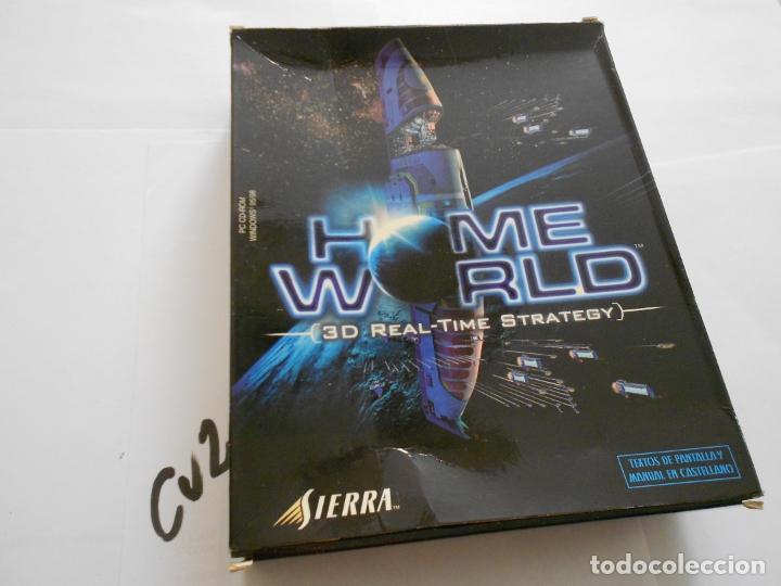 ANTIGUO JUEGO PARA PC - HOME WORLD 3D (Juguetes - Videojuegos y Consolas - PC)