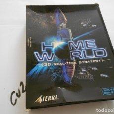 Videojuegos y Consolas: ANTIGUO JUEGO PARA PC - HOME WORLD 3D. Lote 172913147
