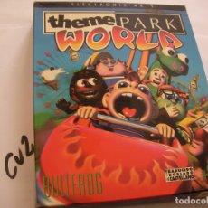 Videogiochi e Consoli: ANTIGUO JUEGO PARA PC - THEME PARK WORLD. Lote 172913398