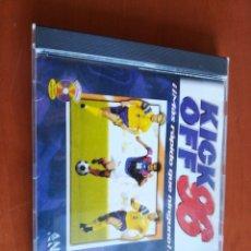 Videojuegos y Consolas: PC - KICK OFF 96 ( ANCO). Lote 173270085