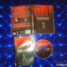 Videojuegos y Consolas: BLAIR WITCH ( VOLUME I RUSTIN PARR ) - PC CD ROM - TERMINAL REALITY - LA BRUJA DE BLAIR. Lote 173590968