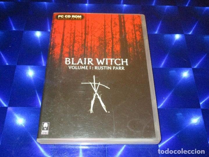 Videojuegos y Consolas: BLAIR WITCH ( VOLUME I RUSTIN PARR ) - PC CD ROM - TERMINAL REALITY - LA BRUJA DE BLAIR - Foto 2 - 173590968