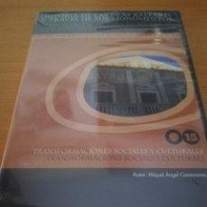 Videojuegos y Consolas: TRANSFORMACIONES SOCIALES Y CULTURALES EN LAS BALEARES (MIQUEL ÀNGEL CASASNOVAS) CD-ROM PRECINTADO. Lote 173701873