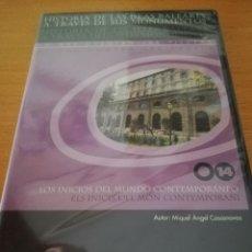 Videojuegos y Consolas: LOS INICIOS DEL MUNDO CONTEMPORÁNEO EN LAS BALEARES (MIQUEL ÀNGEL CASASNOVAS) CD-ROM PRECINTADO. Lote 173702413