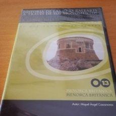 Videojuegos y Consolas: MENORCA BRITÁNICA (MIQUEL ÀNGEL CASASNOVAS) CD-ROM PRECINTADO. Lote 173702733