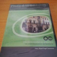 Videojuegos y Consolas: DEL HUMANISMO AL BARROCO (MIQUEL ÀNGEL CASASNOVAS) CD-ROM PRECINTADO. Lote 173705219