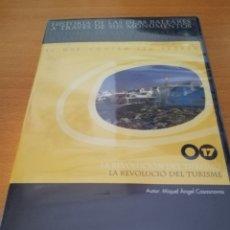 Videojuegos y Consolas: LA REVOLUCIÓ DEL TURISME (MIQUEL ÀNGEL CASASNOVAS) CD-ROM PRECINTADO. Lote 173706144