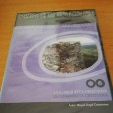 Videojuegos y Consolas: LA CONQUISTA CRISTIANA (MIQUEL ÀNGEL CASASNOVAS) CD-ROM PRECINTADO. Lote 173707280