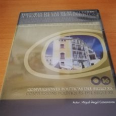 Videojuegos y Consolas: CONVULSIONES POLÍTICAS DEL SIGLO XX (MIQUEL ÀNGEL CASASNOVAS) CD-ROM PRECINTADO. Lote 173707612