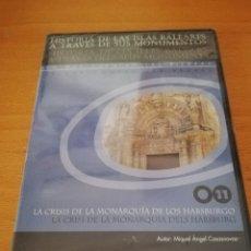 Videojuegos y Consolas: LA CRISIS DE LA MONARQUÍA DE LOS HABSBURGO (MIQUEL ÀNGEL CASASNOVAS) CD-ROM PRECINTADO. Lote 173707899