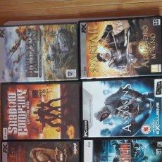 Videojuegos y Consolas: JUEGOS PC/ORDENADOR. Lote 173756733