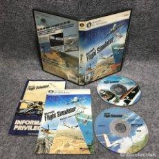 Videojuegos y Consolas: MICROSOFT FLIGHT SIMULATOR X PC. Lote 173886622