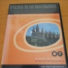 Videojuegos y Consolas: EL REINO DE MALLORCA (MIQUEL ÀNGEL CASASNOVAS) CD-ROM. Lote 173916049