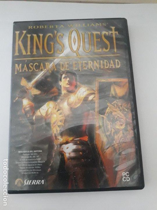 KINGS QUEST MASCARA DE ETERNIDAD JUEGO PC (Juguetes - Videojuegos y Consolas - PC)