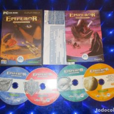 Videojuegos y Consolas: EMPEROR ( BATTLE FOR DUNE ) - PC CD-ROM - EA GAMES - TU IMPERIO TE AGURADA RECLAMALO. Lote 173928735