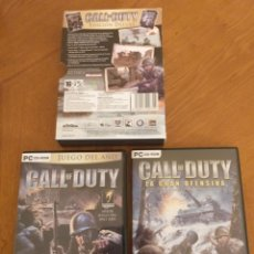 Videojuegos y Consolas: CALL OF DUTY + EXTENSION. Lote 174037929