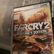 Videojuegos y Consolas: 85. JUEGO DE PC. FARCRY 2. FORTUNE'S EDITION. Lote 174086677