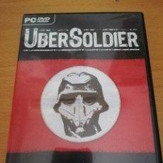 Videojuegos y Consolas: UBERSOLDIER (PC). Lote 174246410