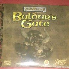 Videojuegos y Consolas: BALDURS GATE PARA PC!!!!JUEGO COMPLETO DE CINCO DISCOS!!!TODOS EN PERFECTO ESTADO Y FUNCIONANDO!!!. Lote 174247399