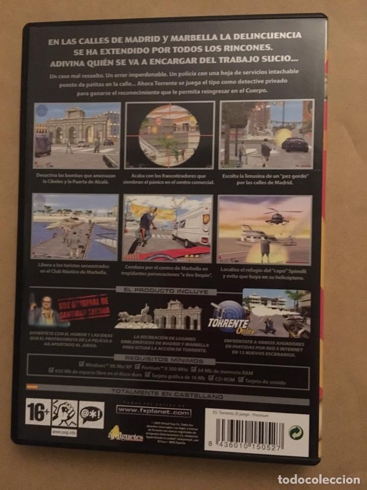 Videojuegos y Consolas: PC juego Torrente - Foto 2 - 174471239