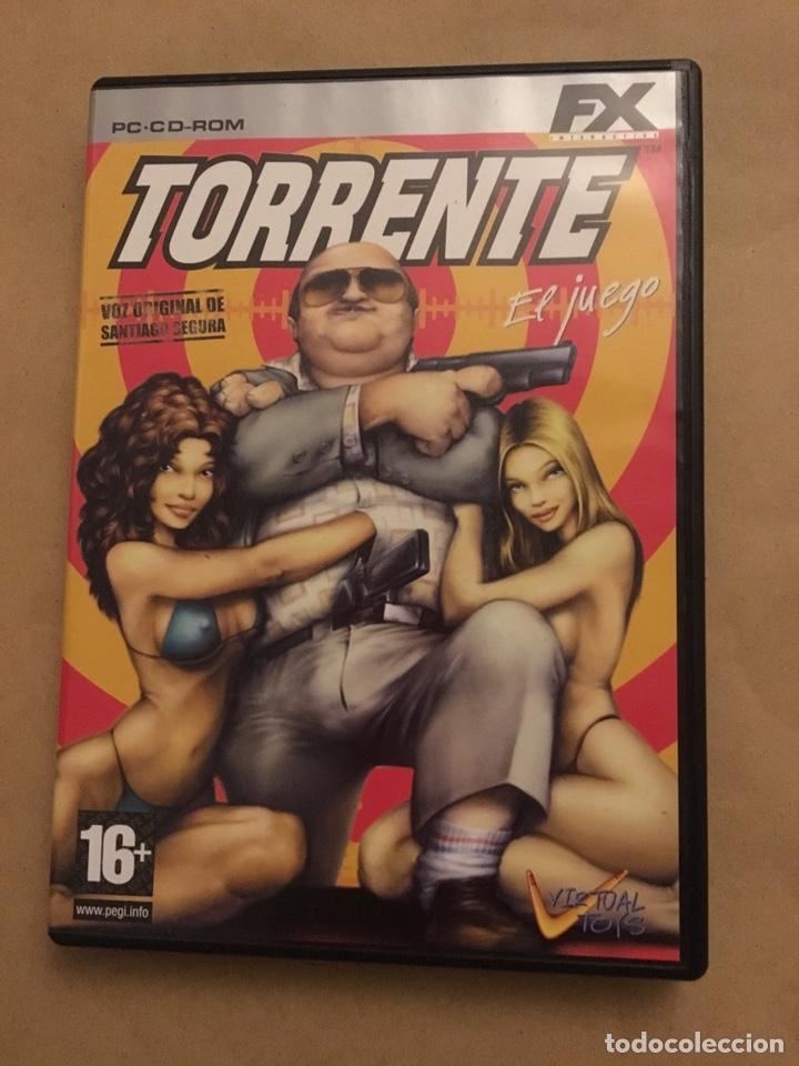 PC JUEGO TORRENTE (Juguetes - Videojuegos y Consolas - PC)