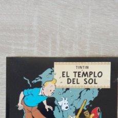 Videojuegos y Consolas: TINTIN EL TEMPLO DEL SOL-PC CD ROM-INFOGRAMES-AÑO 1997-MUY BUEN ESTADO.CASTELLANO. Lote 175341399