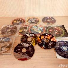 Videojuegos y Consolas: LOTE DE JUEGOS PARA PC. Lote 175648242